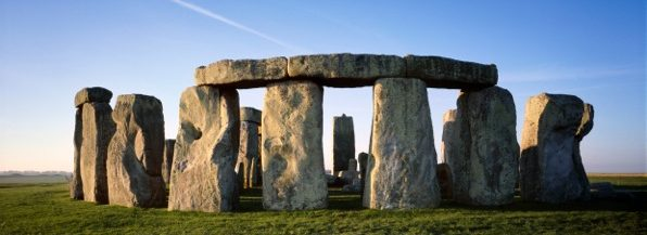 Human Henge project - Stonehenge view